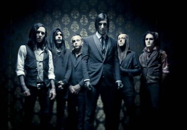 MotionlessInWhite Sep12 620 620 431 70 Reincarnate, el nuevo álbum de Motionless In White