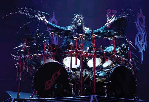 slipknot drums Joey Jordison abandona Slipknot