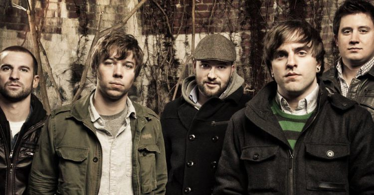 August Burns Red Entrevista con August Burns Red