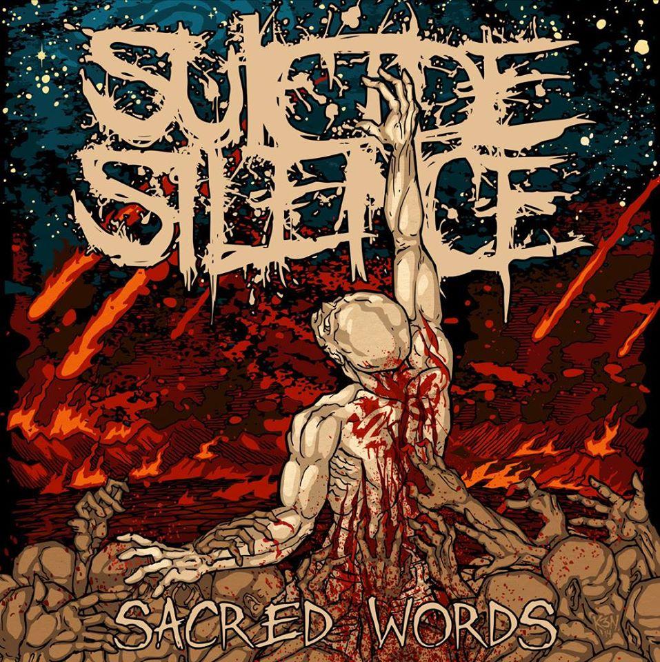 Sacred Crows Suicide Silence Suicide Silence anuncia su nuevo EP, Sacred Words