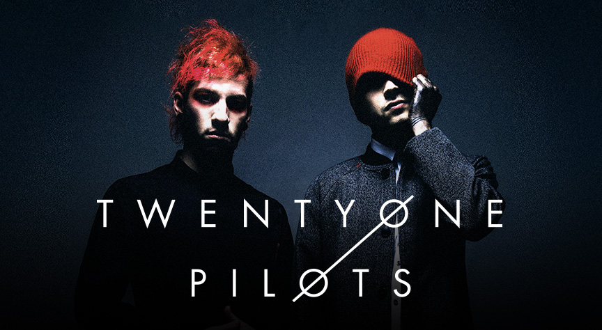Twenty one pilots versionan cancer de my chemical for Twenty one pilots